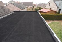 Milieu-impact van platte daken